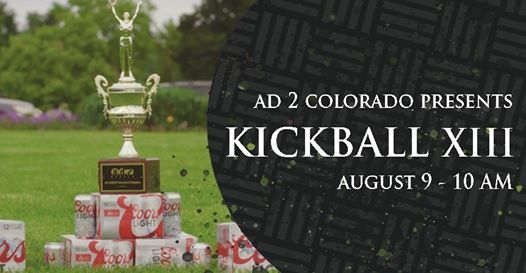 Ad 2 Colorados XIII Annual Kickball Tournament