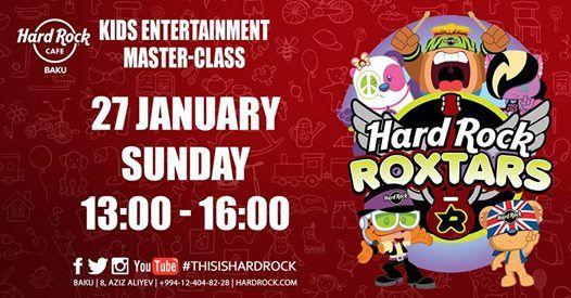 Kids Entertainment  Master-Class
