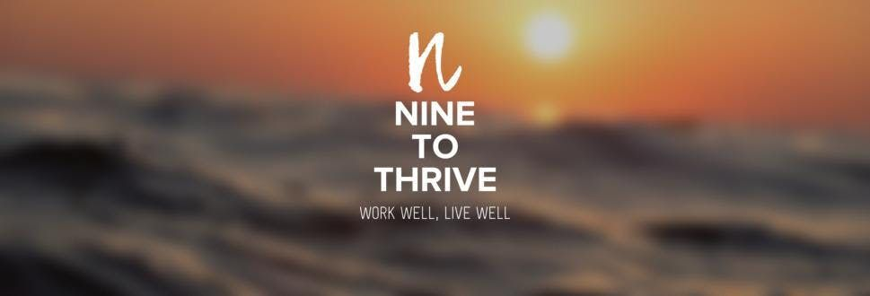 The Workplace Wellbeing Forum with Nine to Thrive & Bristol Mind