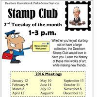 Dearborn Stamp Club