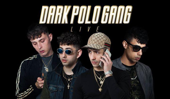 Dark Polo Gang & Sick Luke Live Roma (ALIEN) | Rome