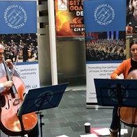 Two Cellos Mini Tour