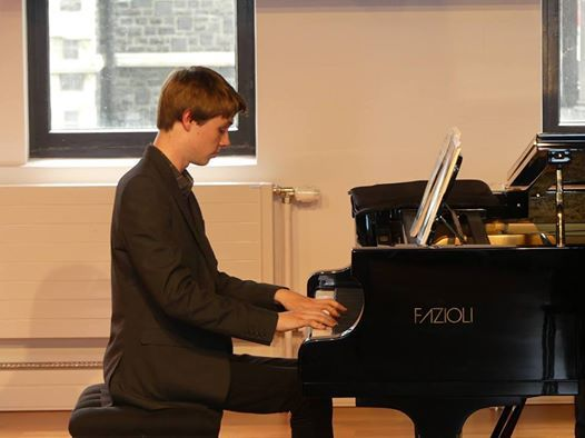 Lunchtime Concert - UC pianists present