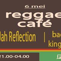 Reggae Cafe in Patronaat Haarlem