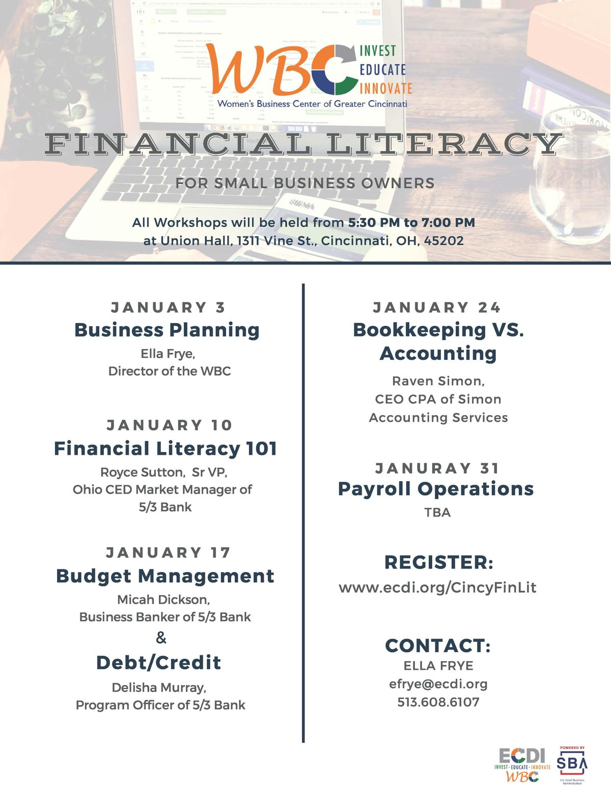 Financial Literacy - For Small Business