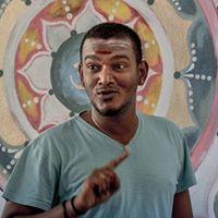 Ajay Kumar v eskch Budjovicch - yoga workshops