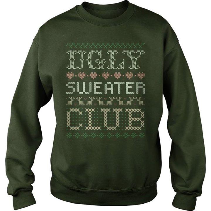 Ugly Christmas Sweater Club at Winnemucca Junior High School, Winnemucca