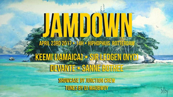 Jamdown celebrating dancehall culture