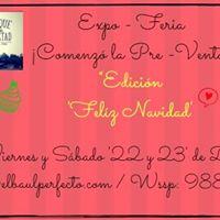 Feria El Bal Perfecto - 22 y 23 de Diciembre Felz Navidad