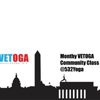 Vetoga Monthly Class (August) with Andrea Ovalle
