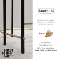 Studio A at Beirut Design Fair