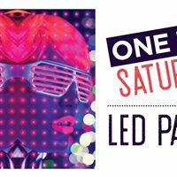 One big Saturday-UV&ampLED party