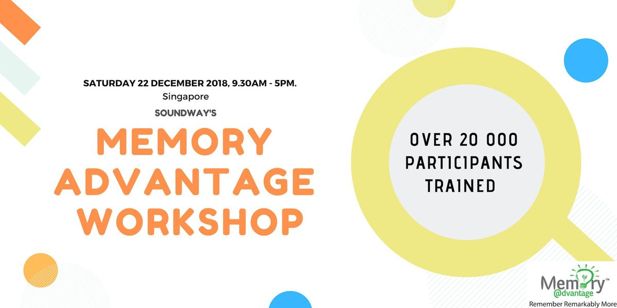 MemoryAdvantage For Adults Remember Remarkably More in 1 Day - Guaranteed