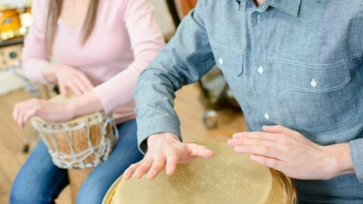 Percussion Lab - 8 week course