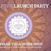 Yogafort Launch Party