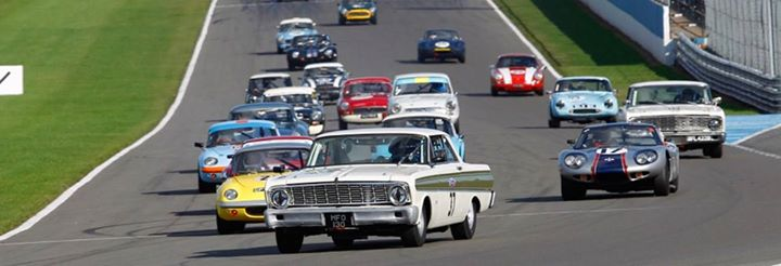 Classic Sports Car Club Race Meeting