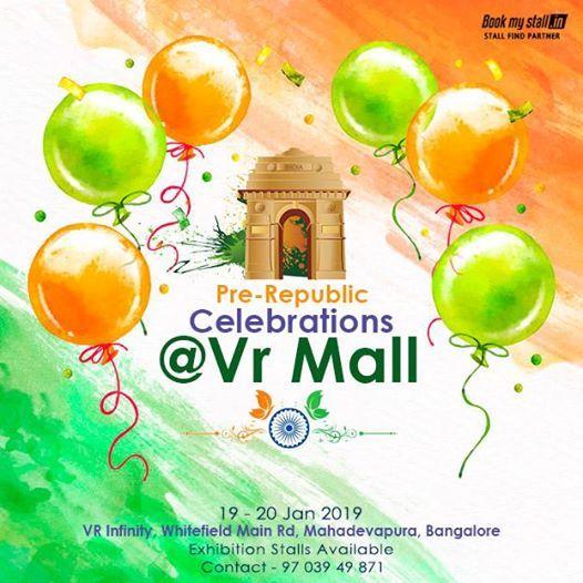 Pre-Republic Celebrations Vr Mall