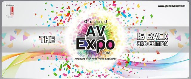 Grand AV Expo 2018