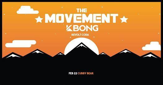 The Movement  KBONG  Revolt Coda