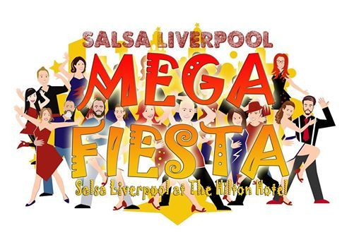 Salsa Liverpool BIG Summer Fiesta - 5050