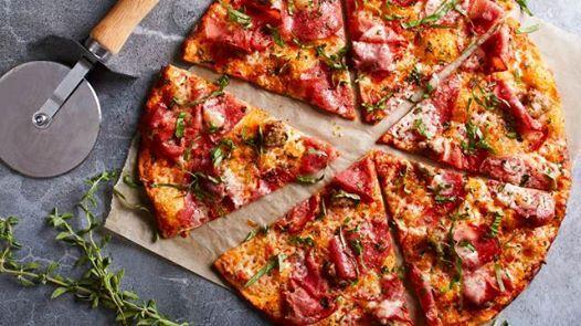 Pizza with a Purpose at California Pizza Kitchen (Virginia Beach, VA ...