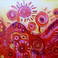The Next Step - 6 Week Acrylic Art Course