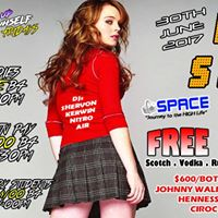 FreeUpYuhself Fridays - Mini Skirt Party 100 Free Drinks &amp Shot