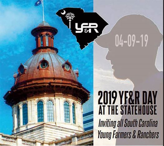 SCFB Young Farmers & Ranchers Day at the Statehouse