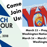 Episcopal Diocese of Long Island Youth March For Our Lives