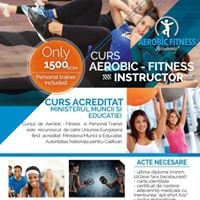 Constanta &gt Obtine Calificarea Instructor Aerobic-Fitness