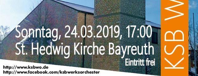 Kirchenkonzert - St. Hedwig Bayreuth