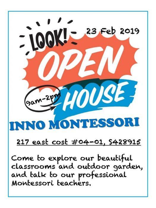 Inno Open House 23 Feb