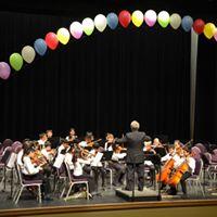 El Camino Youth Symphony Ice Cream Social Concert