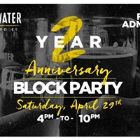 Goldwater Brewing Co.s 2 Year Anniversary Block Party