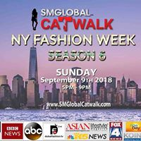 SMGlobal Catwalk - NY Fashion Week (Season 6)