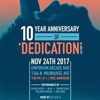 10 Yr Anniversary Rashid Hadees Dedication Album - Live Show