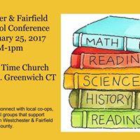 Westchester &amp Fairfield Homeschool Conference 2017