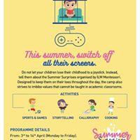 ILM Summer Surprises
