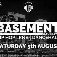 Basement Saturdays