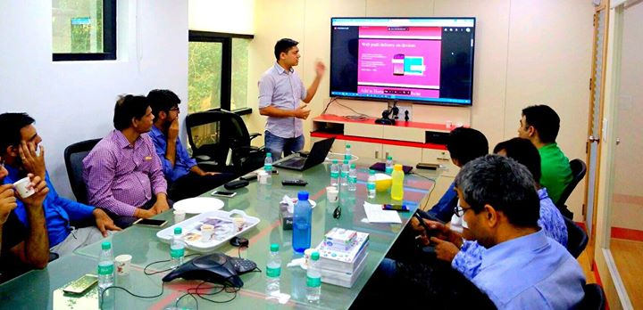Startup Collaboration Project in Kolkata