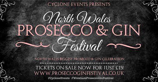 North Wales Prosecco & Gin Festival 2019