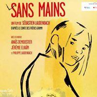 Movie Screening La JEUNE FILLE SANS MAINS