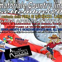 02092017 Gara Amatoriale di Country Line Dance