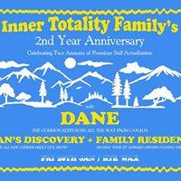 ITFs 2nd Year Anniversary w Dane and Friends