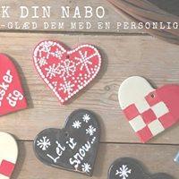 Elsk din nabo - gld dem med en personlig gave
