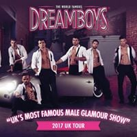 Charter Hall - Colchester - The Dreamboys