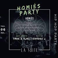 Homis Hip Hop Party