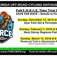 Full FORCE Time Trial Series - West Delray