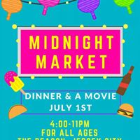 Midnight Market And Film In The Park