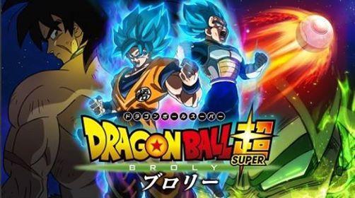 Dragon Ball Super Broly Screening Gathering